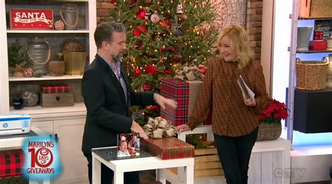 Marilyn Denis 10 Days Of Giveaways 2016 - andrew pike s guide to the perfect gifts for the home taymor canada