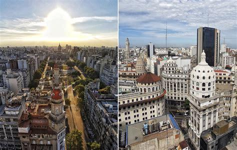 imagenes urbanas de buenos aires miradores para conocer buenos aires desde arriba