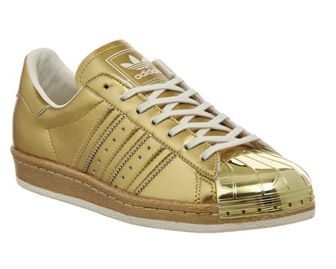 Adidas Superstar Gold Edition adidas superstar 80s metallic pack gold unisex sports