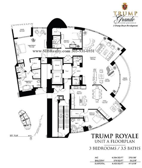 penthouse floor plans penthouses in miami floor plans floor plan trump palace