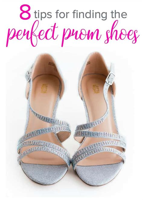 8 Tips On Preparing For Prom by 8 Tips For Finding The Prom Shoes Simply Stacie