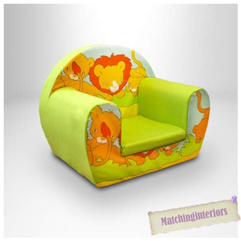 Toddler Comfy Chair by Lime Animal Childrens Comfy Foam Chair Toddlers