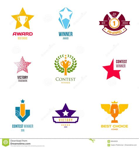 indonesia graphic design award star award on trophy vector illustration royalty free
