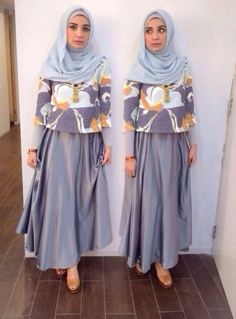 model baju muslim modern 2015 baju pengantin muslim