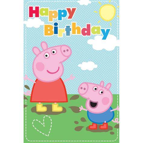 ebay ie peppa pig greeting birthday cards ebay