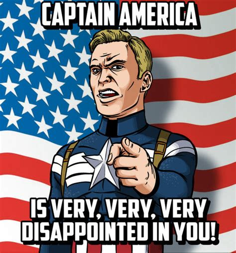 Captain America Kink Meme - be the best person captain america knows you can be