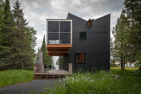home design architect family retreat architect magazine salmela architect herbster wisconsin single family