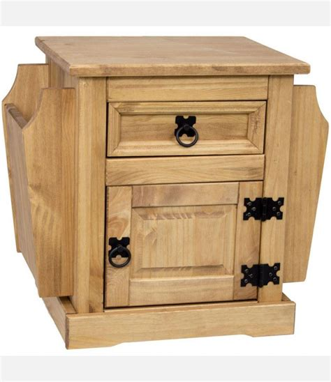 Magazine Tables With Drawers by Home Discount Home Discount Corona 1 Drawer Magazine Table Side Tables Tables Living