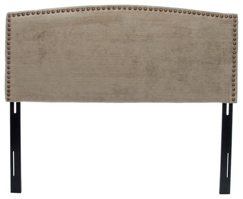 fabric headboard beds mandston size bed fabric headboard contemporary