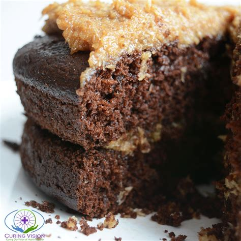 the best german chocolate cake my best german chocolate cake curing vision