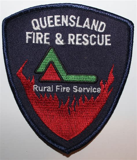 rural rescue queensland patches on