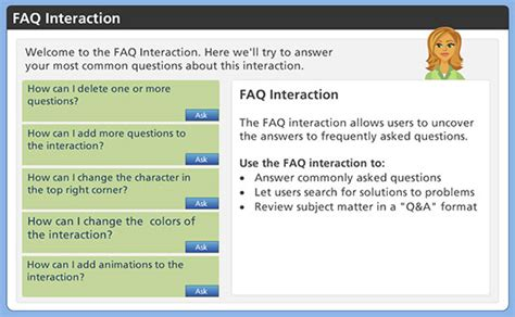 faqs template articulate storyline templates which one is right for you