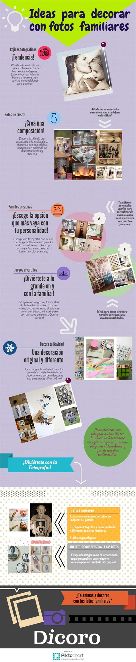 como decorar con fotos familiares 60 brillantes ideas para decorar con fotos familiares