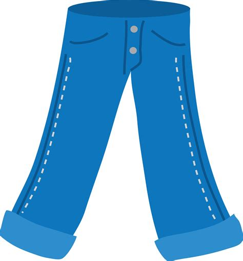 free design jeans pair clipart pantalon pencil and in color pair clipart