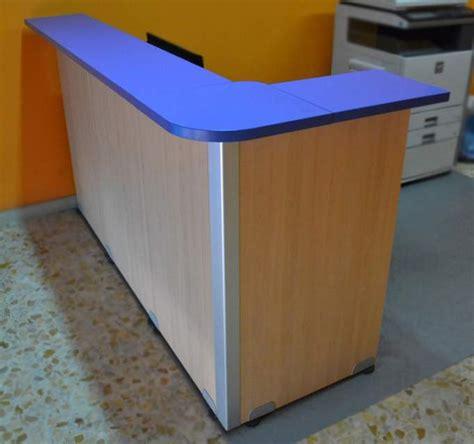 scrivania reception bancone reception scrivanie cassettiera a barletta