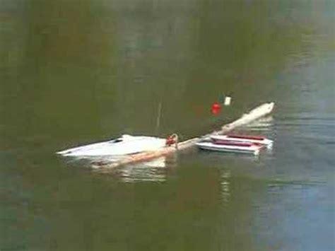 pro boat thundercat 31 nitro rc boat catamarano rc doovi