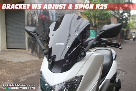 Ducktail Yamaha Nmax Bahan Abs Plastik 1 cover stopl material abs plastik nmax sparepart