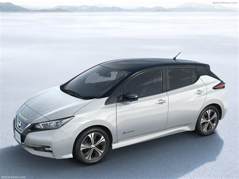 2018 nissan leaf redesign 2018 nissan leaf redesign price release date cars clues