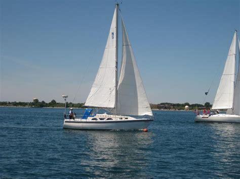 newport sailboat 1988 capital yachts newport 31 sailboat for sale in wisconsin