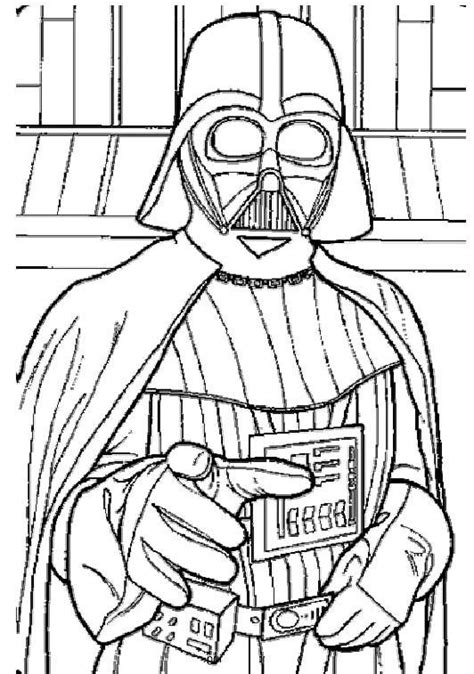 printable coloring pages darth vader darth vader coloring pages coloring home