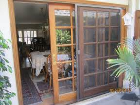 How To Remove Sliding Patio Door by Tips On Removing The Sliding Screen Door House Design