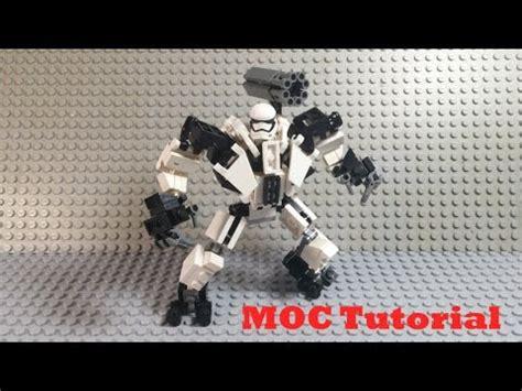 lego hardsuit tutorial r 18 stormtrooper mech suit tutorial a lego star wars