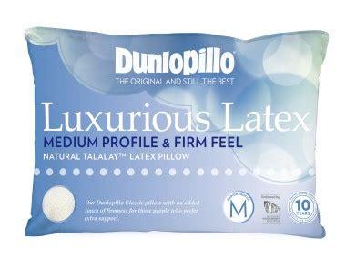 Dunlopillo Pillow Medium Ergo Kid dunlopillo medium profile firm feel reviews productreview au