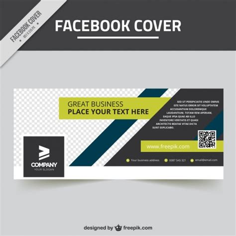 design cover facebook online great facebook cover with geometric design vector free