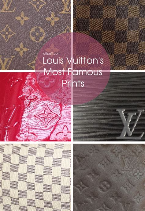 louis vuitton prints  patterns lollipuff