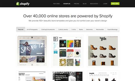 Friday Favorite Shopify Ecommerce Hosted Website Solution Shopify Templates Ecommerce