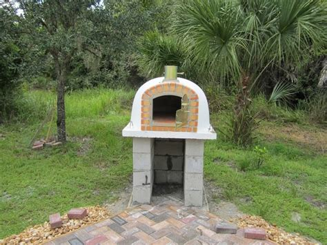 Brick Oven For Backyard by Backyard Brick Pizza Oven Unfinished