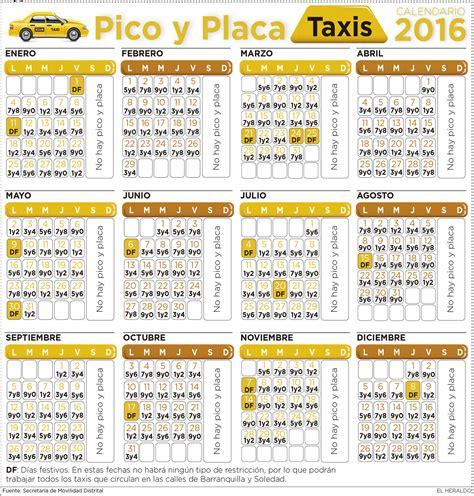 tabla taxis 2016 tabla de comparendos bogota 2016 as 237 queda el