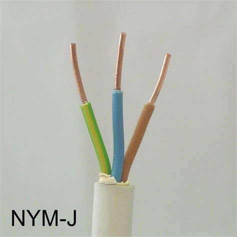 Eterna Kabel Nym 3x1 5 50 M sonstiges nym j 3x1 5 50 kabel nym j 3x1 5 grau ringware 50m
