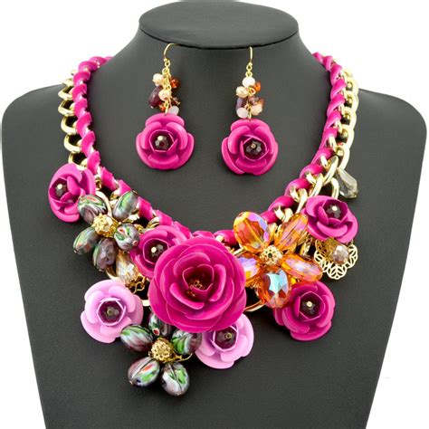spray paint jewelry gold new design gold chain spray paint metal flower