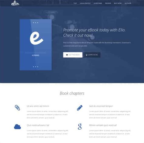 bootstrap templates for books 83 free bootstrap themes templates free premium