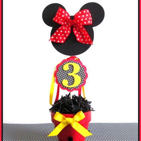 minnie mouse centerpieces shop minnie mouse centerpieces on wanelo