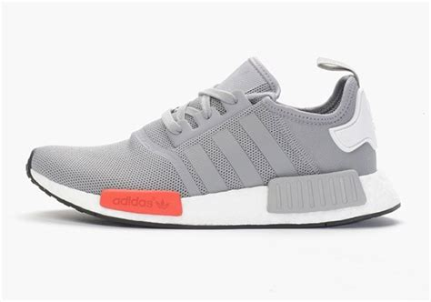 Sepatu Adidas Nmd Runner Grey White shopping adidas nmd runner grey white black with low price