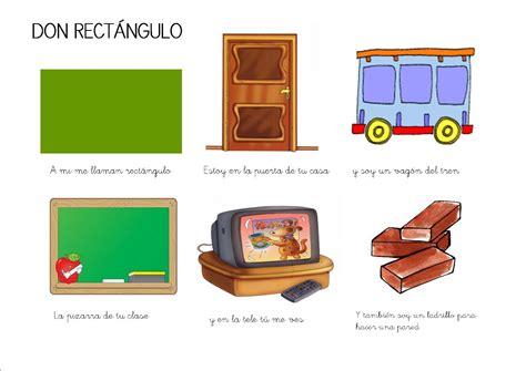 figuras geometricas rectangulares trabajando en educaci 243 n infantil 10 poes 237 as de las
