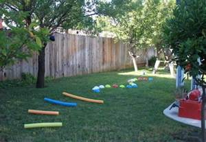 backyard obstacle course kits outdoor furniture design