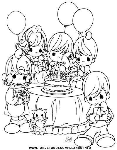 imagenes para colorear feliz cumpleaños im 225 genes para colorear de cumplea 241 os tarjetas de cumplea 241 os