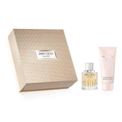 Jimmy Choo Eau De Parfum Gift Set by Jimmy Choo Illicit Eau De Parfum 60ml Gift Set