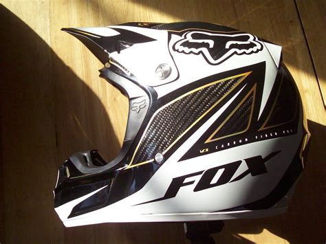 carbon fiber motocross helmets fox racing motorcycle helmet s used pro motorcross