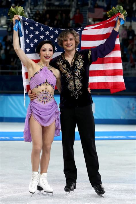 meryl davis charlie white americas ice dancing meryl davis and charlie white win first ever american gold