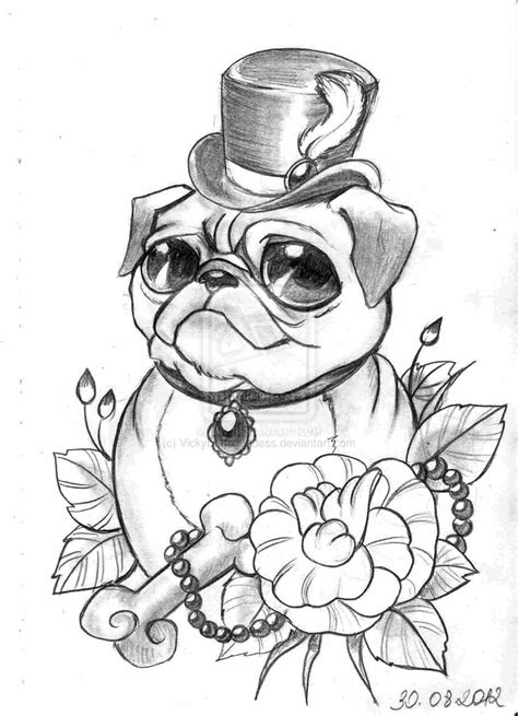 bone pugs 34 awesome pug images and pictures