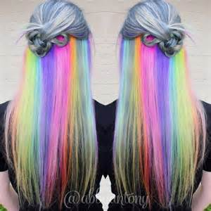 colors to dye hair holographic hair color hair colors ideas
