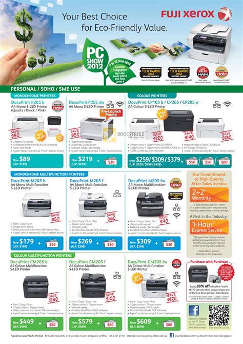 Toner Docuprint P255 Dw fuji xerox s pc show 2012 price lists flyers promotions