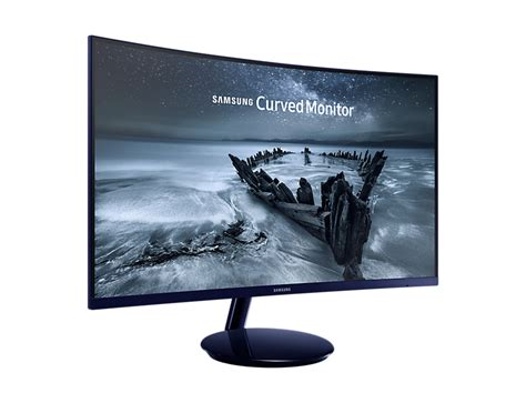 samsung c27h580 curved hd va with freesync pc monitors
