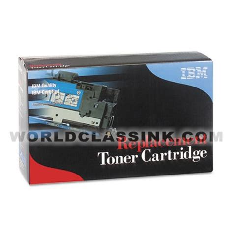 Ibm Toner Cartridge Cyan Cb401a ibm tg95p6505 toner cartridge ibm 642a cyan toner