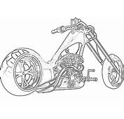 Types Of Motor Vehicles Printable Coloring Pages For Kids24