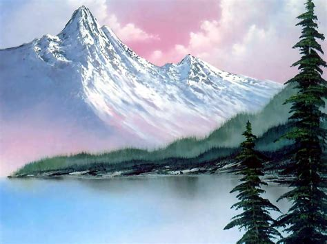 bob ross painting landscape yelena casale s writing friday history feature